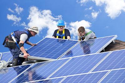 Residntail-Solar-panels