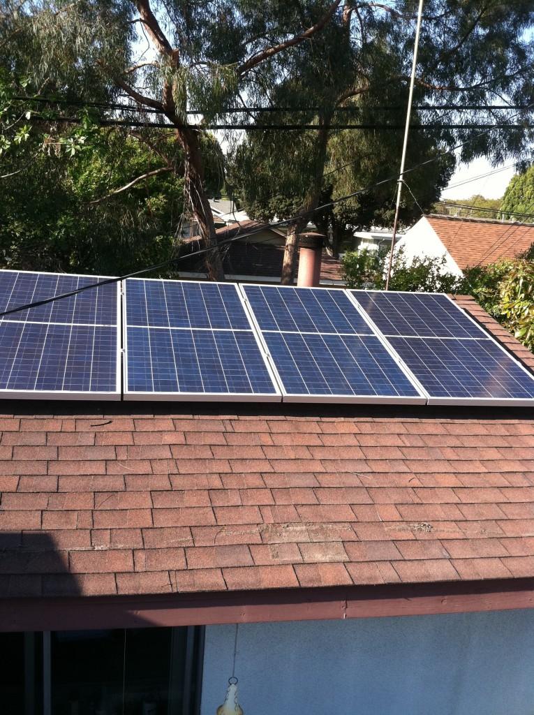 Residential Solar Los Angeles California Home Solar