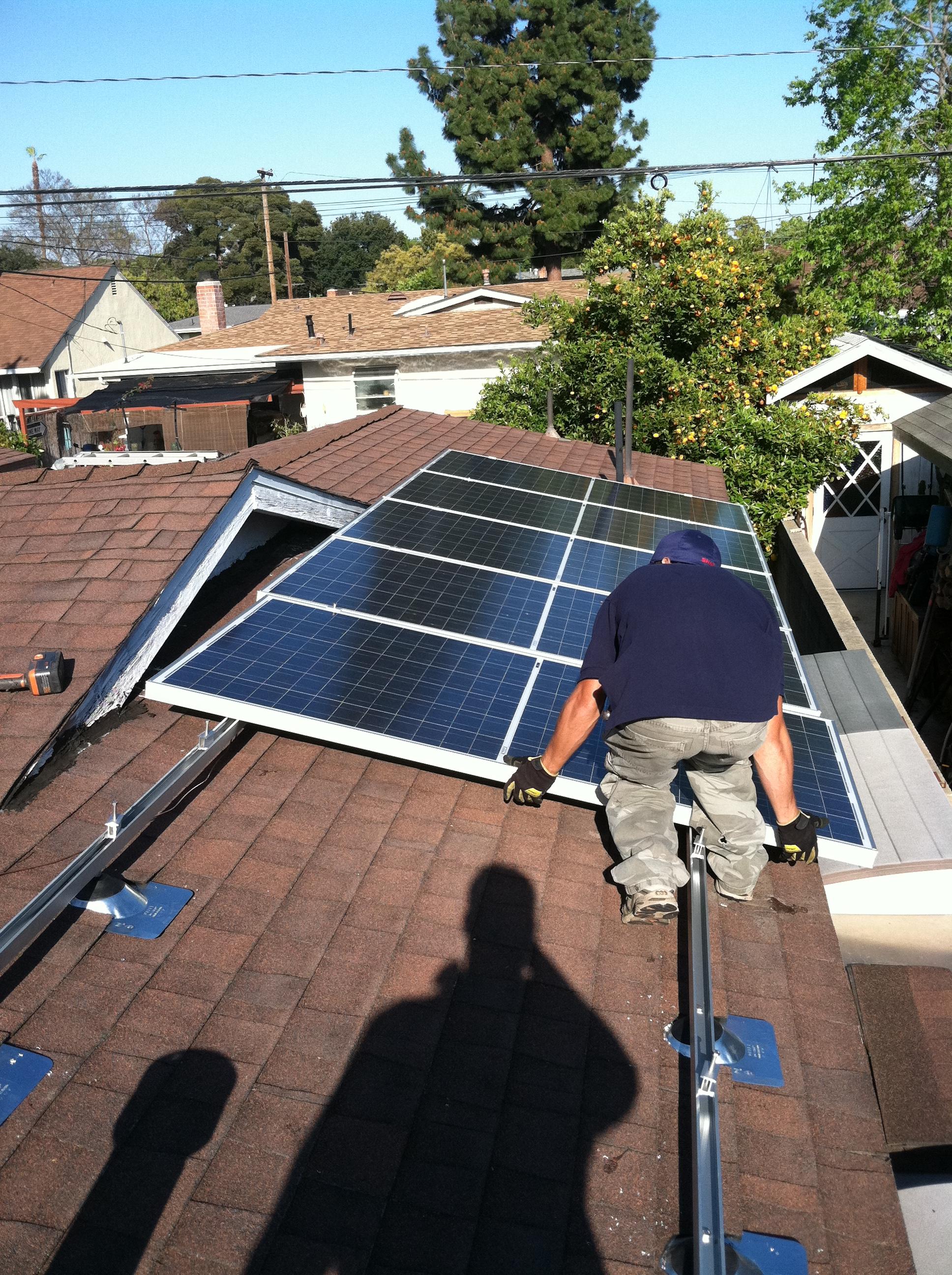 Residential Work California Home Solar